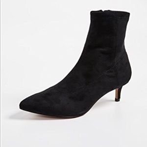 Rebecca Minkoff Black sock bootie